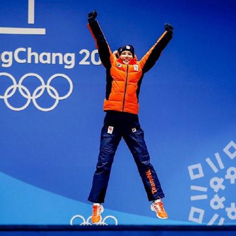 Carlijn Achtereekte - Gouden race Olympische Spelen